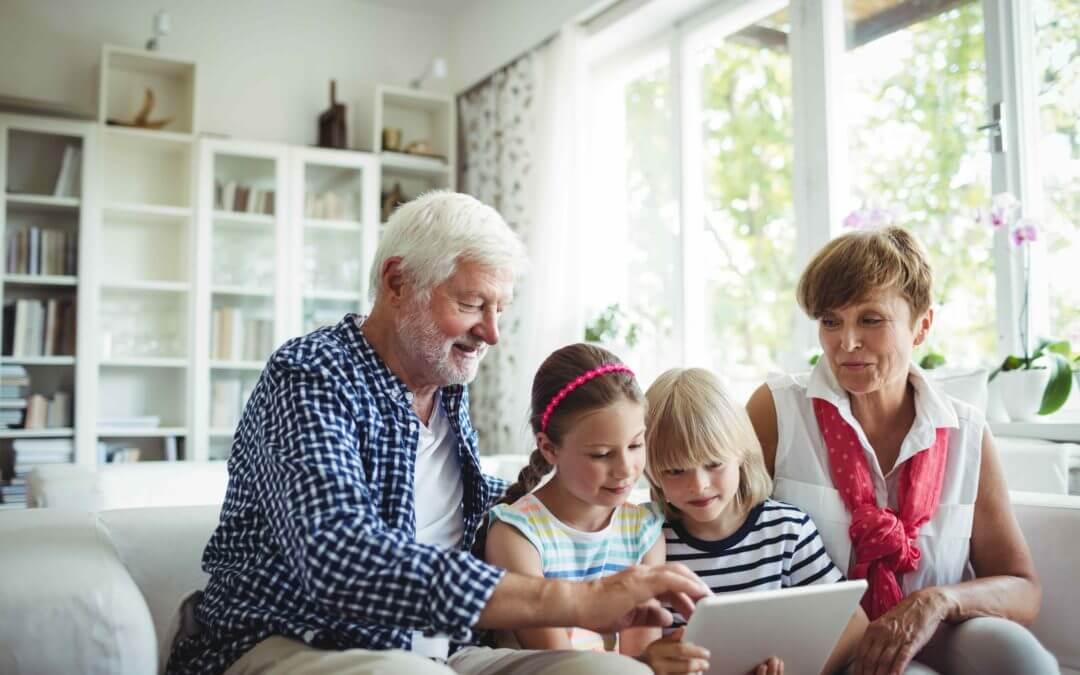 4 tips voor opa en oma bij echtscheiding kind