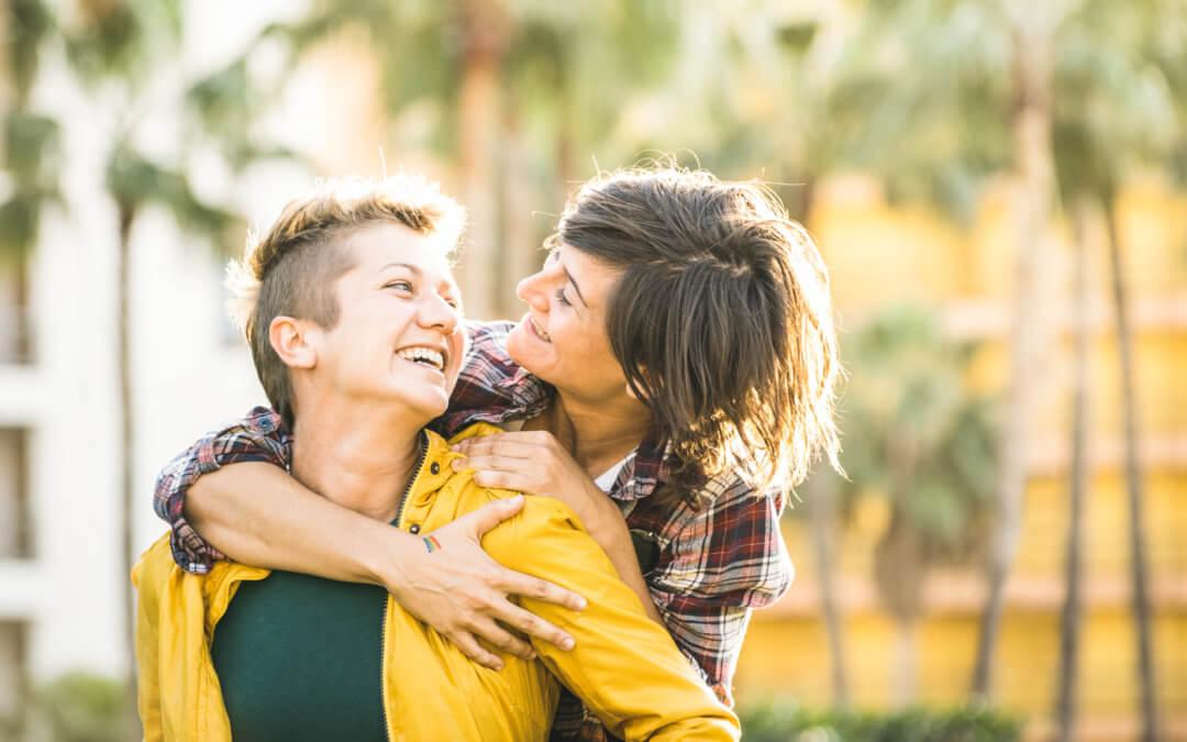 Bijna 1 op de 5 lesbische huwelijken sneuvelt