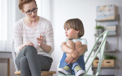 De juiste coaching voor kinderen bij echtscheiding