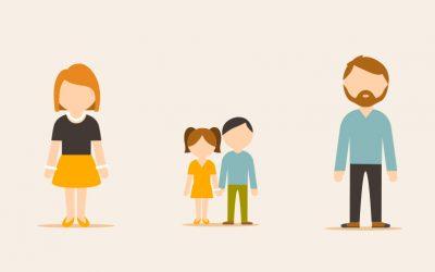 20% van de kinderen met gescheiden ouders ziet vader niet meer
